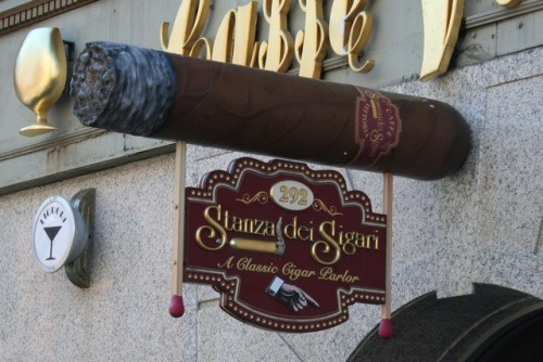 Stanza dei Sigari - Cigar Bar and Memorabilia – Boston ...