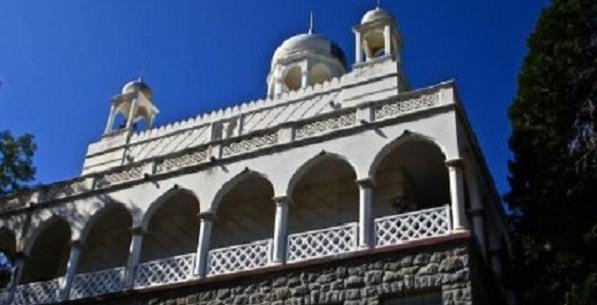 Mozumdar Temple Crestline California Atlas Obscura