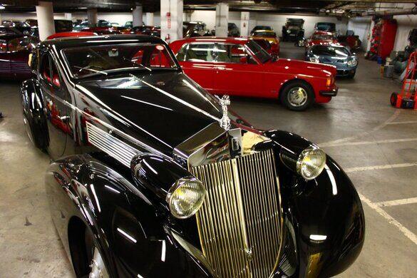 Car Museum Los Angeles >> Petersen Automotive Vault Los Angeles California Atlas Obscura
