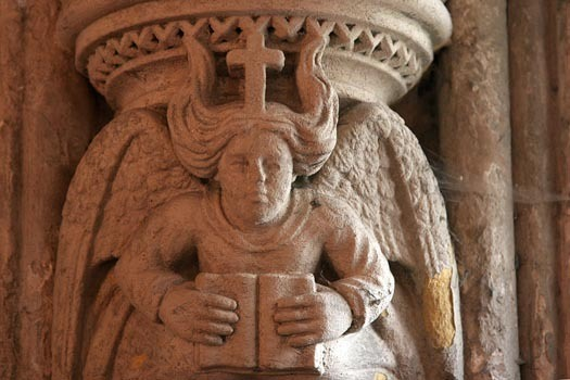 Rosslyn chapel roslin scotland atlas obscura