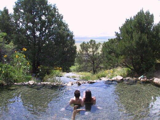 hot springs colorado Valley view