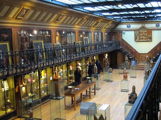 Museum of the History of Medicine – Paris, France - Atlas