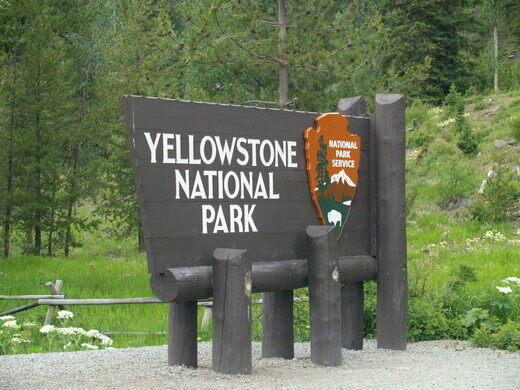 Yellowstone's Zone of Death – Island Park, Idaho - Atlas Obscura