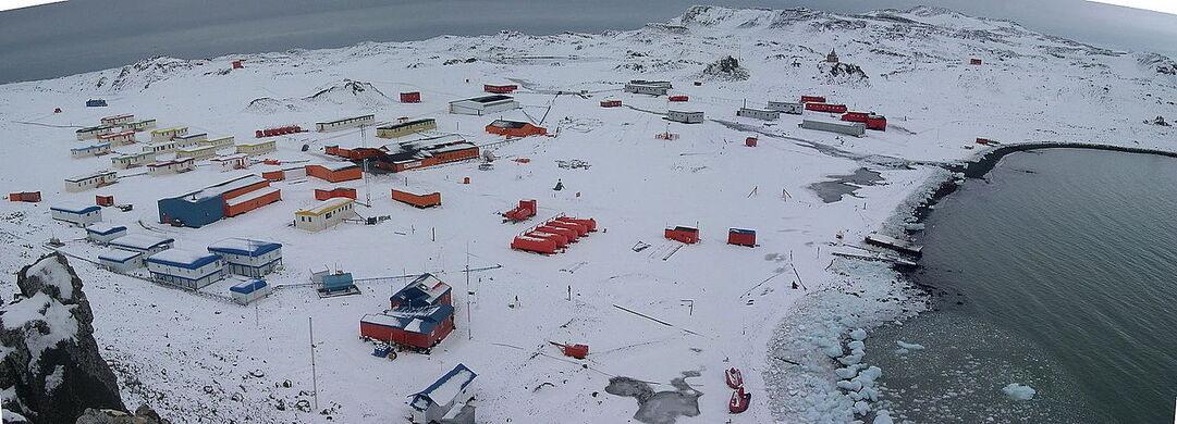 Bildresultat för base eduardo frei antarctica
