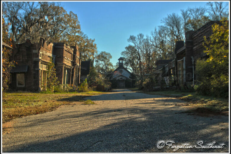 The United States of Abandoned Places