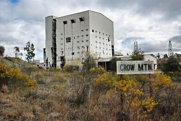 Woodsreef Asbestos Mine – Woodsreef, Australia - Atlas Obscura