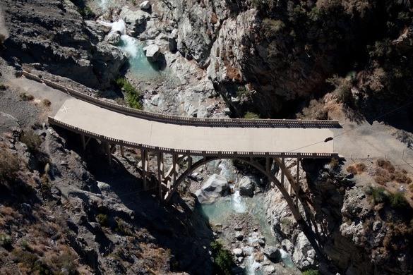 East Fork Trail (Bridge to Nowhere) - California | AllTrails.com