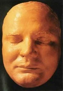 One Street Museum Death Mask Collection Kiev Ukraine