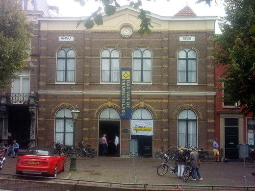 Masonic Temple Loge La Vertu – Leiden, Netherlands - Atlas