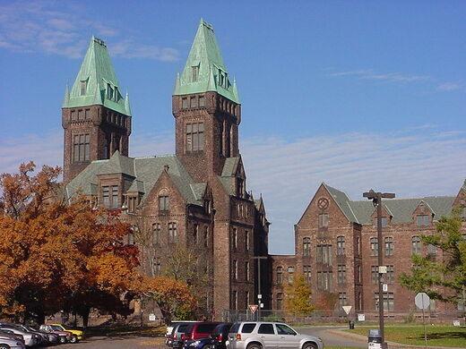 Staten Island Game Psychiatric Ward