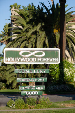 Hollywood Forever Cemetery – Los Angeles, California - Atlas