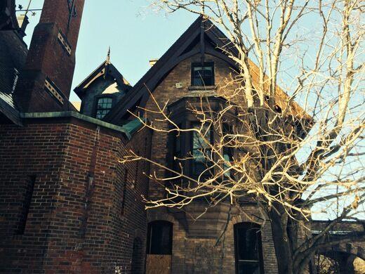 Zelda Fitzgerald's Abandoned Sanatorium – Beacon, New York