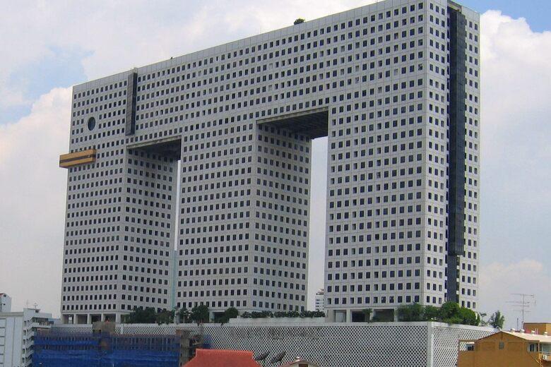 Elephant Building – Bangkok, Thailand - Atlas Obscura
