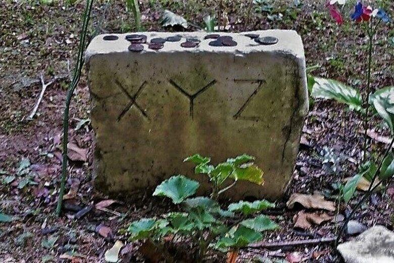The Grave of XYZ