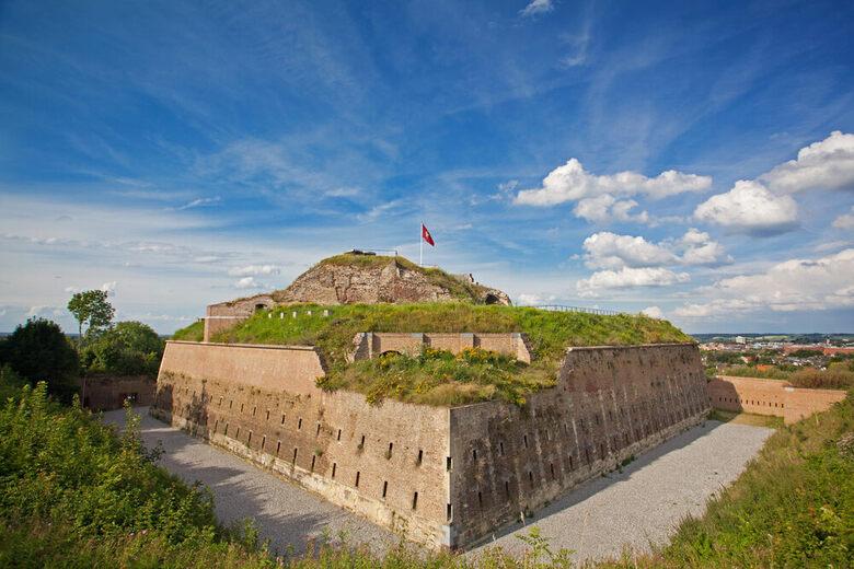 Fort Saint Pieter – Maastricht, Netherlands - Atlas Obscura