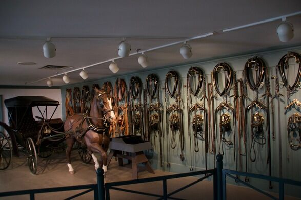 Remington Carriage Museum – Cardston, Alberta - Atlas Obscura