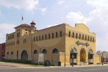 Texas Ranger Hall of Fame and Museum – Waco, Texas - Atlas