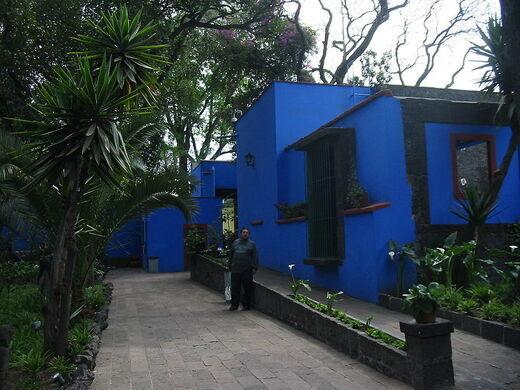 La Casa Azul – México D F , Mexico - Atlas Obscura