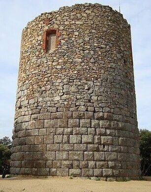 Torre del Moro - Tower of the Moor – Llinars del Vallès, Spain ... a271a469d9ac