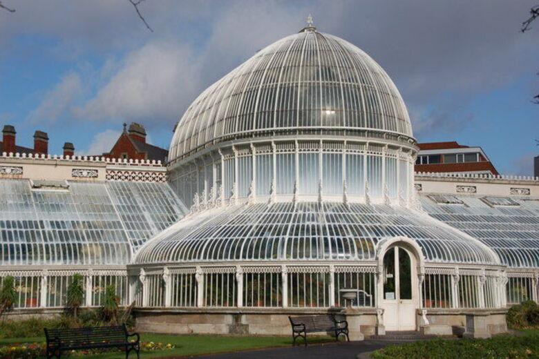 Belfast Botanic Gardens Palm House