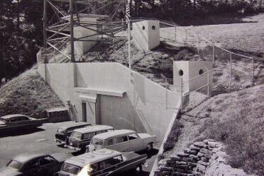 Cartwheel' Tower – Washington, D C  - Atlas Obscura
