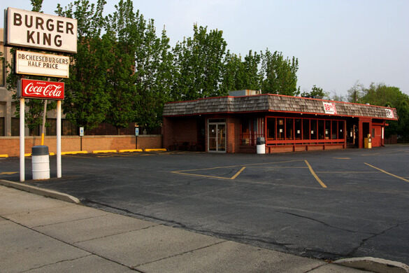 Driving Center Near Me >> Illinois' Original Burger King – Mattoon, Illinois - Gastro Obscura