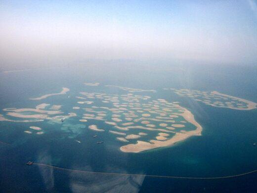 Map Of World Islands.The World Islands Dubai United Arab Emirates Atlas Obscura