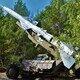A Rheinbote short range ballistic rocket