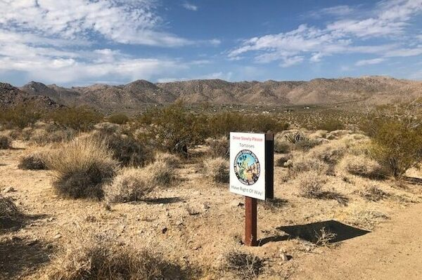 Desert View Conservation Area