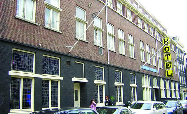 Hans Brinker Budget Hotel Amsterdam Netherlands Atlas