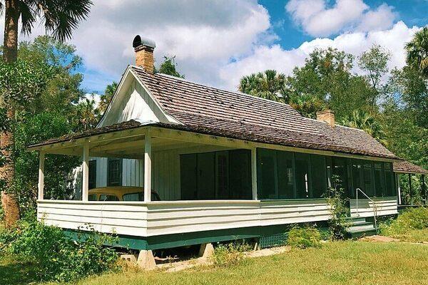 Marjorie Kinnan Rawlings House and Farmyard in Hawthorne, Florida