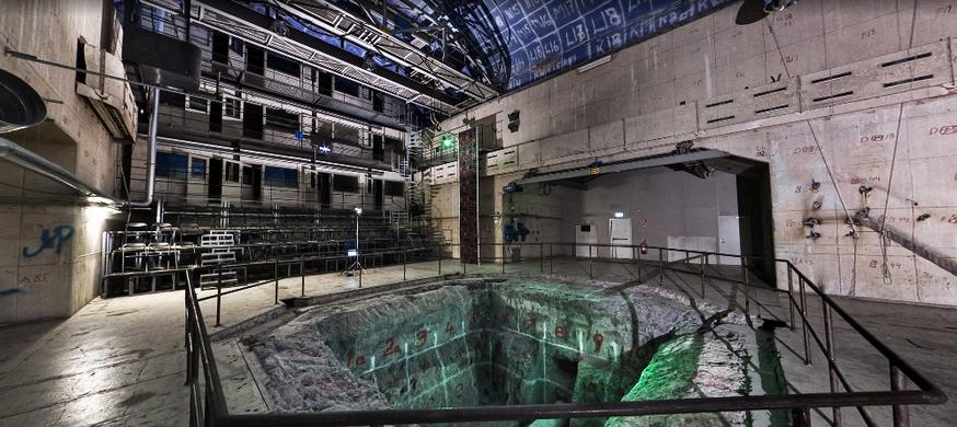 r1 nuclear reactor stockholm sweden atlas obscura