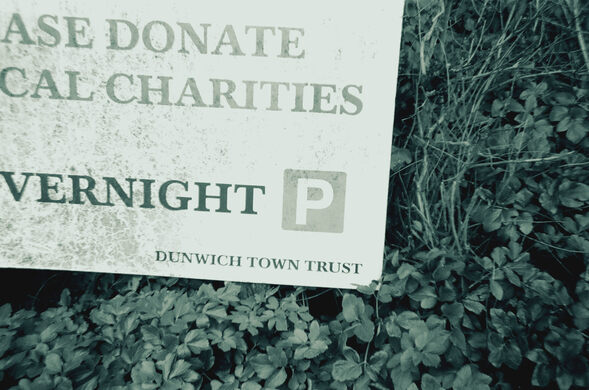 The Lost Town Of Dunwich Dunwich England Atlas Obscura