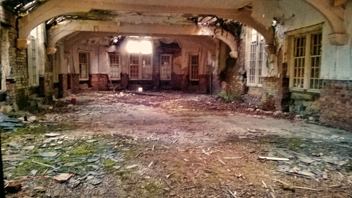 Abandoned Denbigh Insane Asylum – Denbigh, Wales - Atlas Obscura