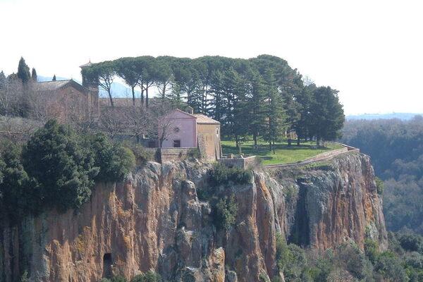 """Pontificio Santuario Maria SS """"ad Rupes"""" (Pontifical Sanctuary of Maria SS. ad Rupes)"""