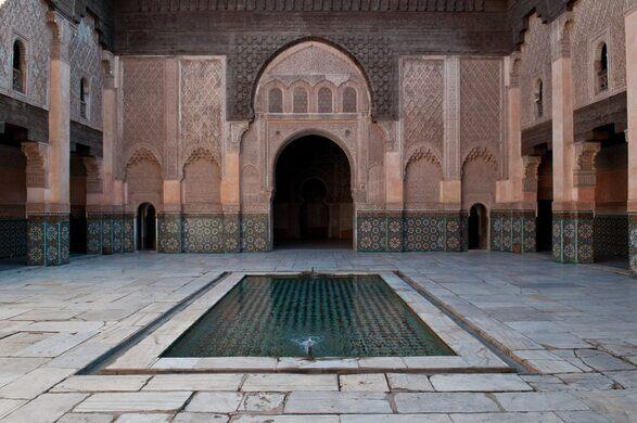 Ben Youssef Madrasa – Marrakesh, Morocco - Atlas Obscura
