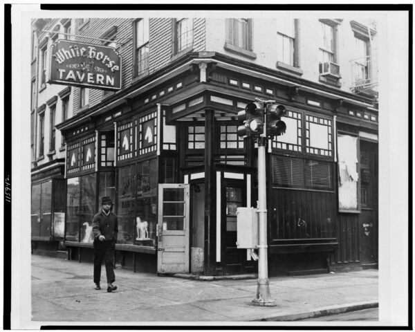 The White Horse Tavern New York New York Atlas Obscura