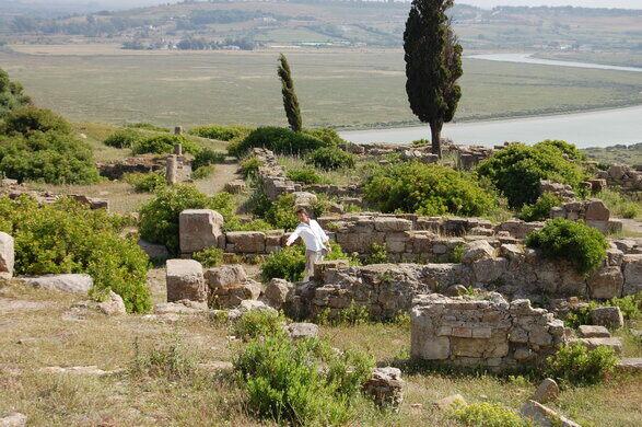 The Site Of The Garden Of The Hesperides Martintxo