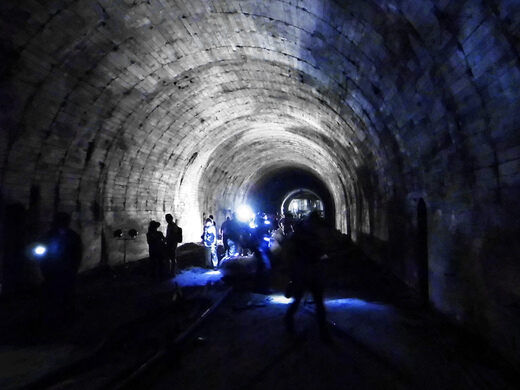 Underground Tunnels Of Los Angeles Los Angeles