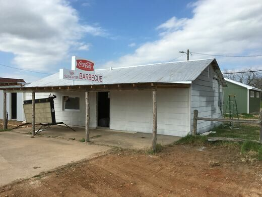 Texas Chainsaw Massacre Gas Station