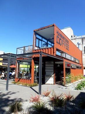 Re:START Mall – Christchurch, New Zealand - Atlas Obscura