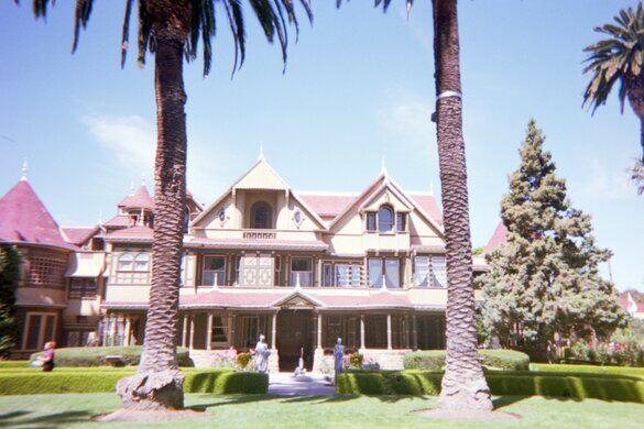 The Winchester Mystery House – San Jose, California - Atlas Obscura