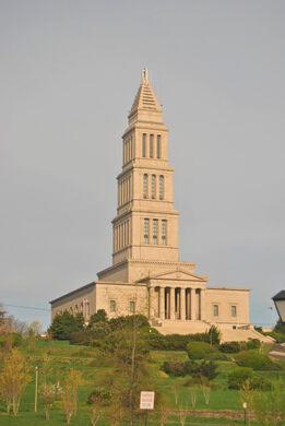 The George Washington Masonic National Memorial Alexandria
