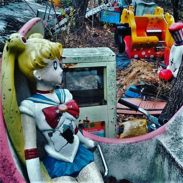 Yongma Land Abandoned Theme Park