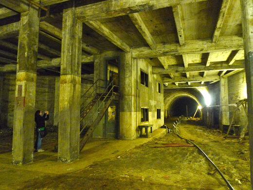 Underground Tunnels Of Los Angeles Los Angeles