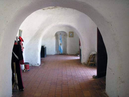 Las Bóvedas de Uspallata (The Vaults of Uspallata) - Las ...