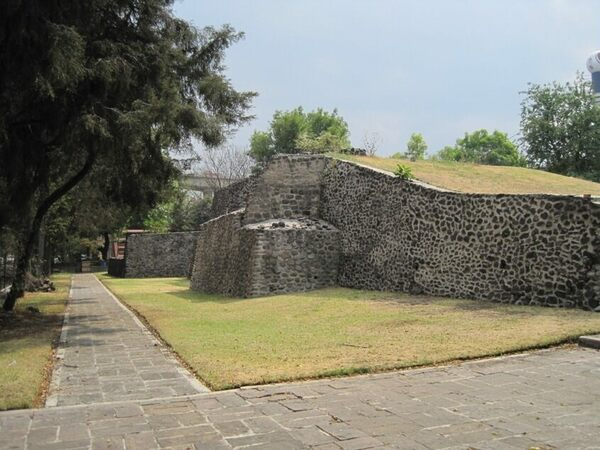 Mixcoac Archaeological Site