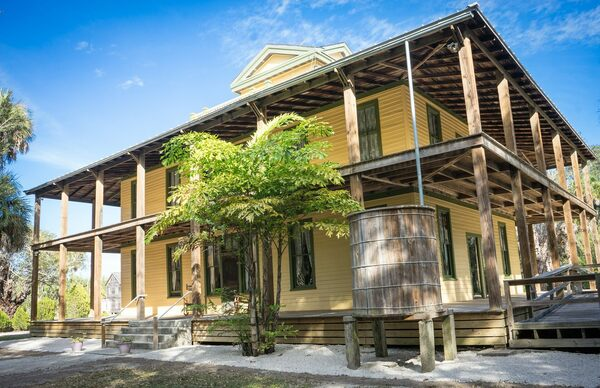 Koreshan State Historic Site Estero Florida Atlas Obscura