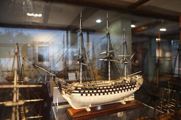 Prisoner of War Bone Model Ships – Oxnard, California