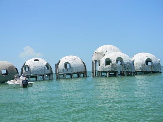 Cape Romano Dome House – Marco Island, Florida - Atlas Obscura